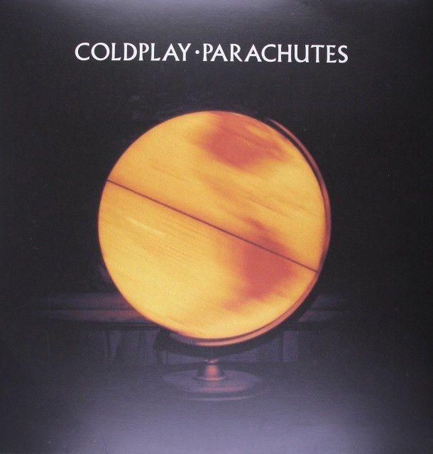 Coldplay- Parachutes Vinyl Record 180g
