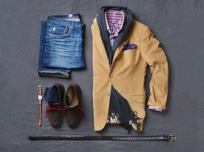 J. Hilburn - these guys have established themselves as the custom luxury menswear company.