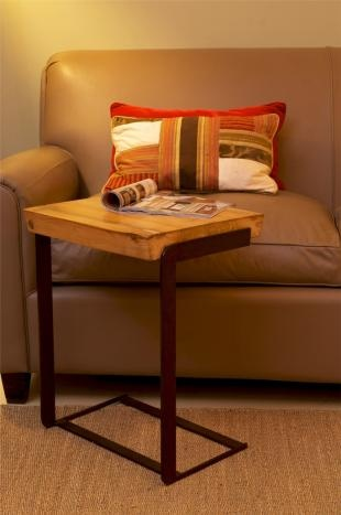 Mesa auxiliar de sof pienza mesas auxiliares mesas - Mesa auxiliar sofa ...