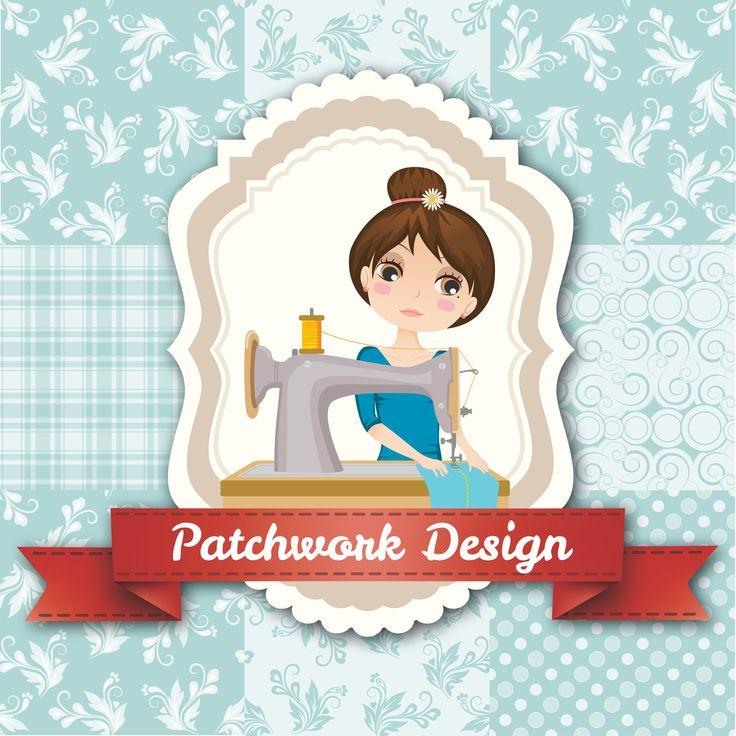 Vendégpapucs, szobai papucs | Patchwork Design