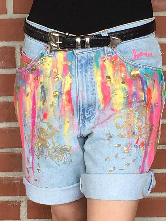 Pantalones cortos de Denim de Levi