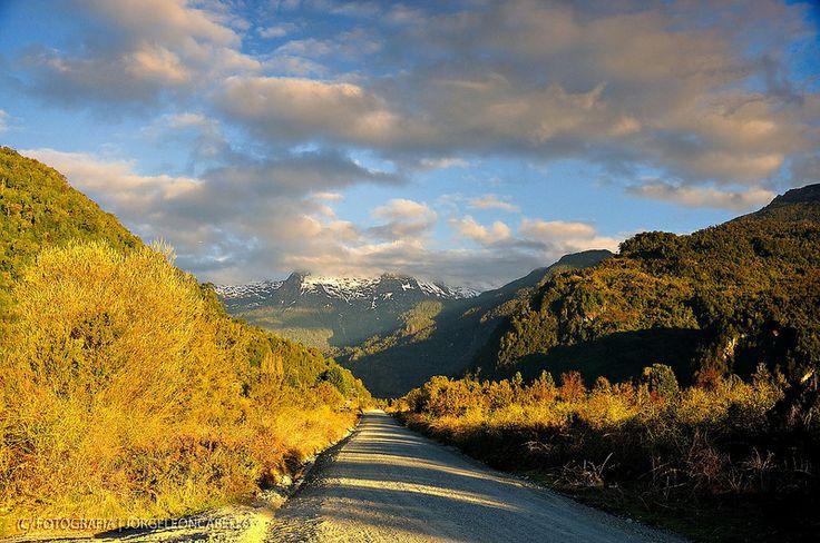 Carretera Austral - Hornopiren a Río Blanco (Patagonia - Chile)