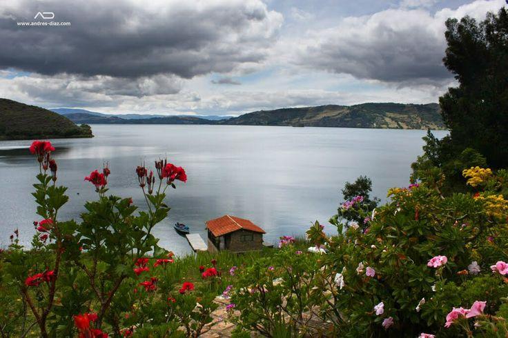 Laguna de Tota (Boyaca Colombia)