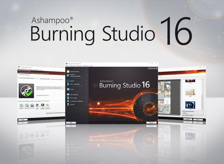 Ashampoo Burning Studio 2009 Free Download Full Version