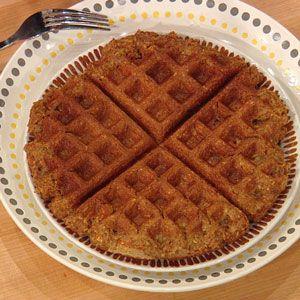 Bob Harper's Greek Yogurt Waffles Recipe | Rachael Ray Show