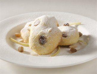 Zaleti (pine nut and raisin cookies)~ Veneto Region