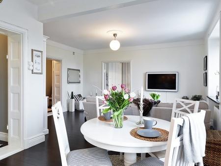 Estilo nórdico con aire de Hamptons - Estilo nórdico | Blog de decoración | Muebles diseño | Decoración de interiores - Delikatissen
