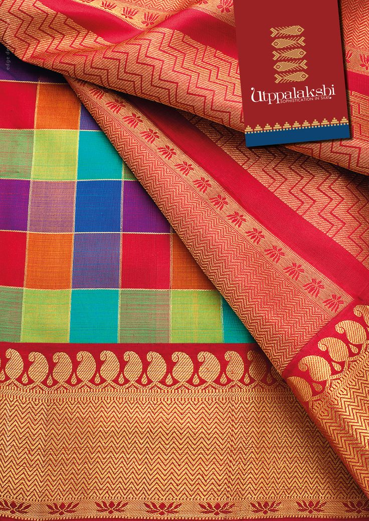 Multi coloured kattams! So delightful to behold. The mangoes and delicate lotus…