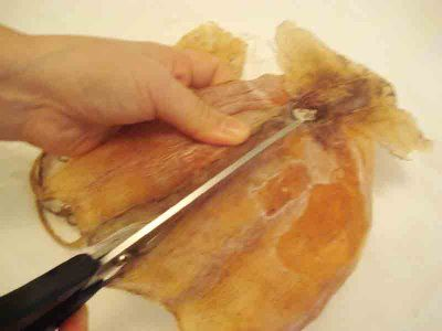 Fried squid dish (Ojingeo twigim) recipe - Maangchi.com