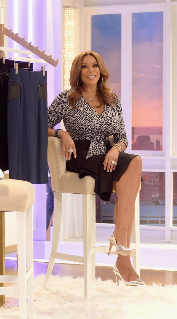 Wendy Williams Photos - Wendy Williams Launches Apparel Collection With HSN - Zimbio