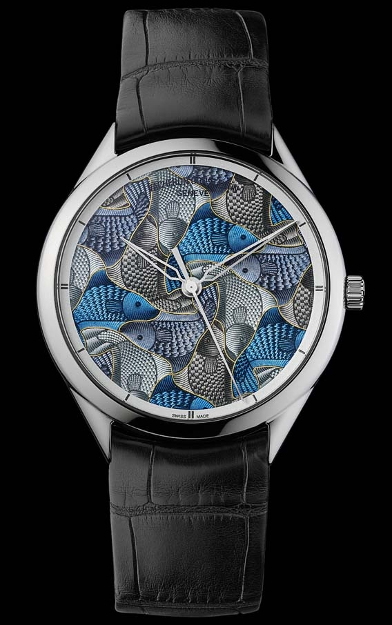 Vacheron Constantin Métiers d'Art: Infinite Universe Series - The FISH
