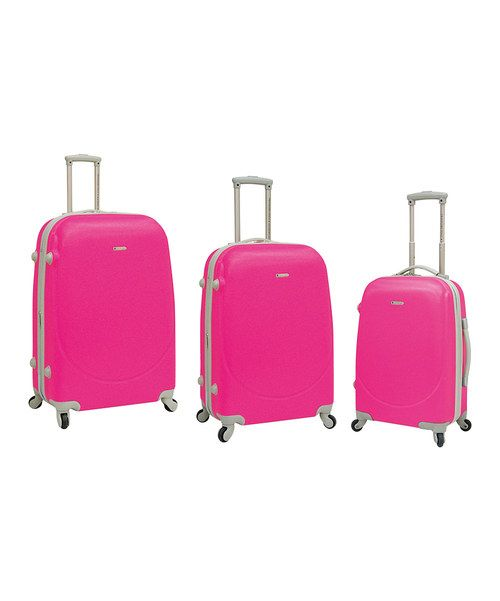 50 best Pink Luggage images on Pinterest | Pink luggage, Pink ...