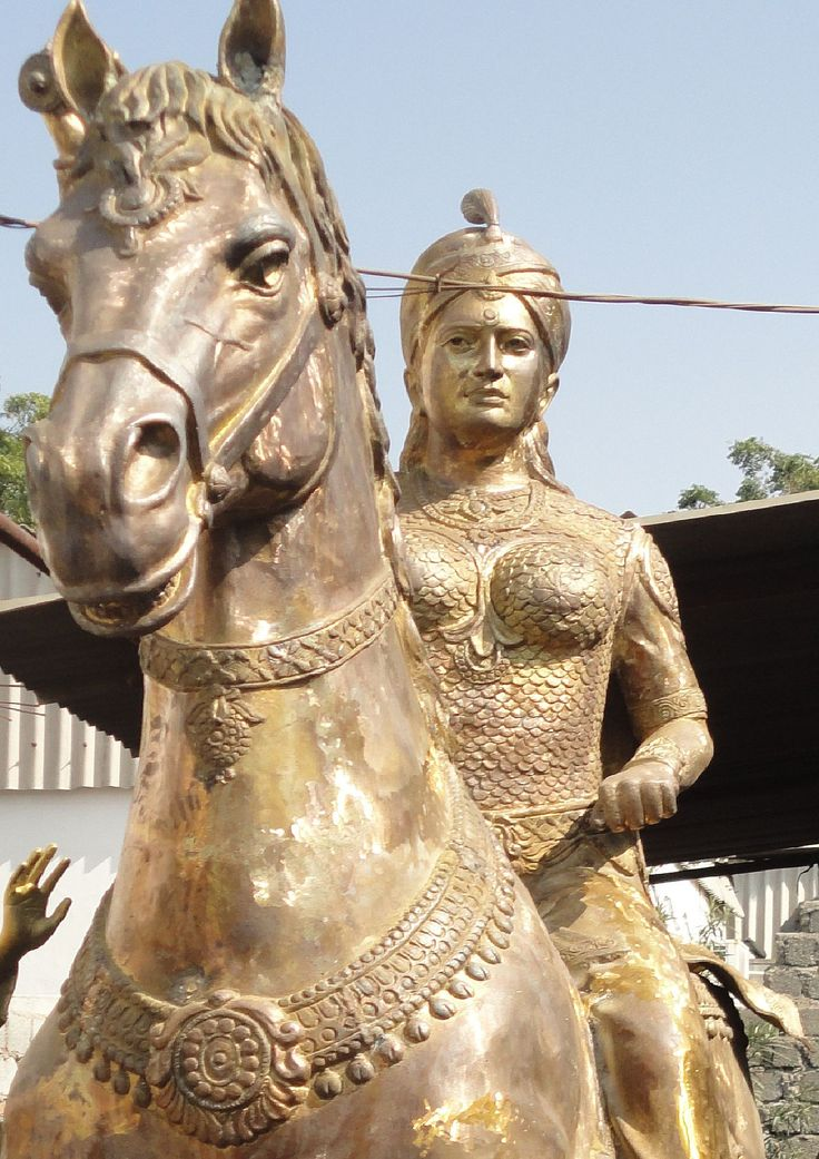 Rudrama Devi (1245-1289) was a Warrior Queen of the Kakatiya dynasty in the Deccan Plateau of Southern India. Rudrama Devi rose to power in 1259 during her early teens when she was appointed co-regent...