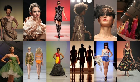 Fashion Week El Paseo ~ Palm Desert, California - um, who and what?!?