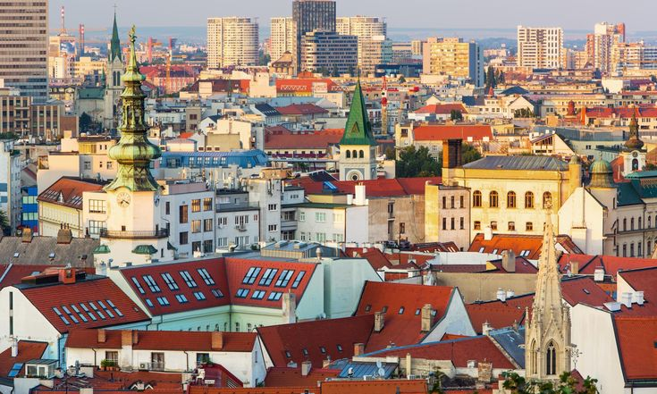 48 hours in Bratislava: hotels, restaurants and places to visit