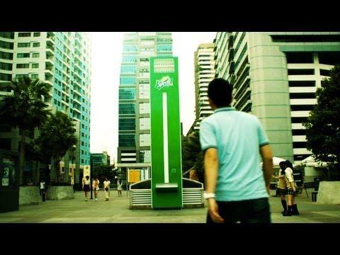 【スプライト】 TVCM「スプラッシュ自販機」篇 15秒 メイキング特別映像 「スプラッシュ自販機のすべて」 Sprite TVCF