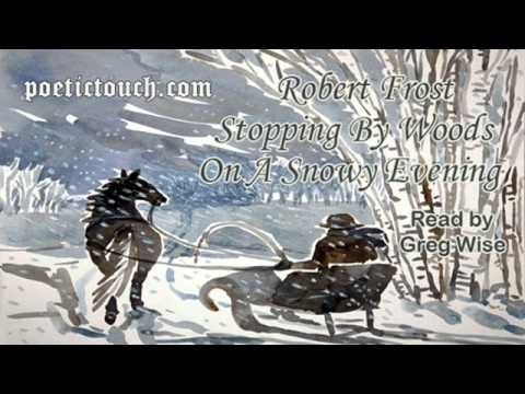 into the wild and robert frost A boy's will has 556 ratings and 52 reviews bill said: it is often unfair to judge a poet by his first book, and this is certainly true of robert frost.