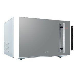 Logik mikrovågsugn är elegant, enkel att att använda och erbjuder alla funktioner du behöver för effektiv matlagning.