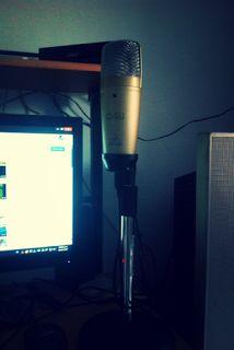Empezamos el año con nuevo micrófono para mi canal de Youtube.