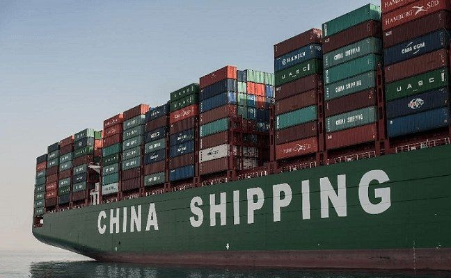How Long Does It Take For A Shipment From China To Canada Months In A Year Import From China Tracking System