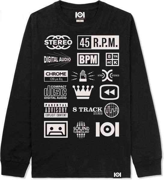 STEREO ICONS LONG SLEEVE