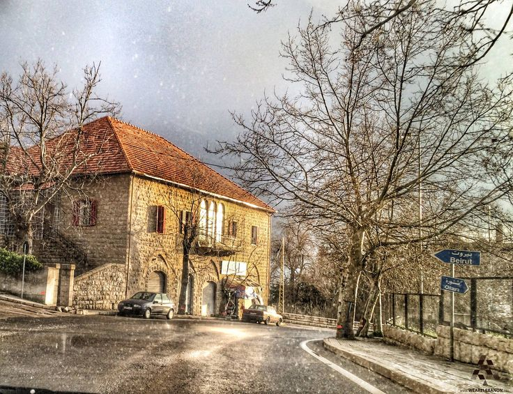 Sawfar A Beautiful Place To Live In By Aby Hamed Lebanon