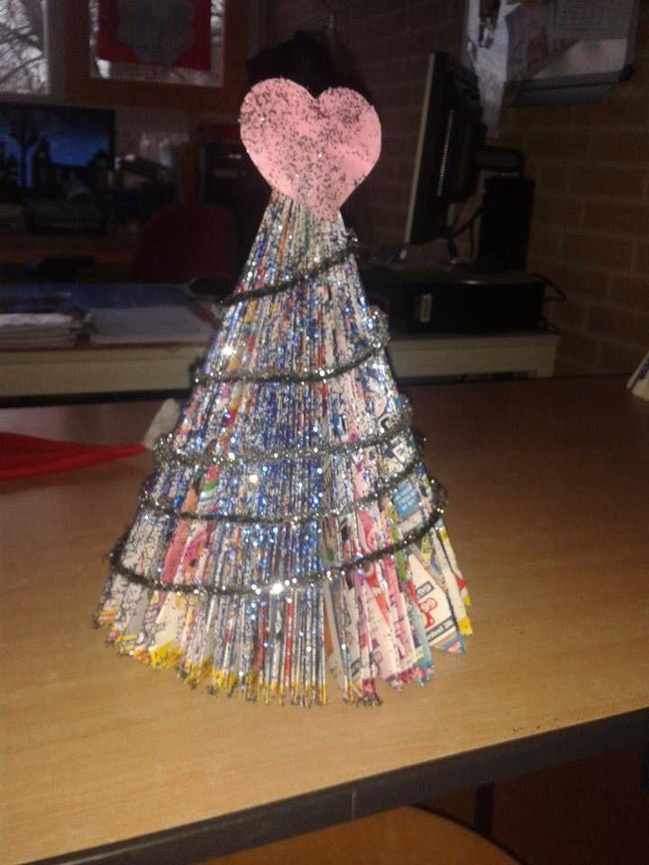 Kerstknutsel bovenbouw