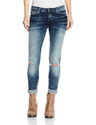 c6a803c5 Lee TOXEY - Pantalones para Mujer Color Wild Storm Talla W31 L33 ...