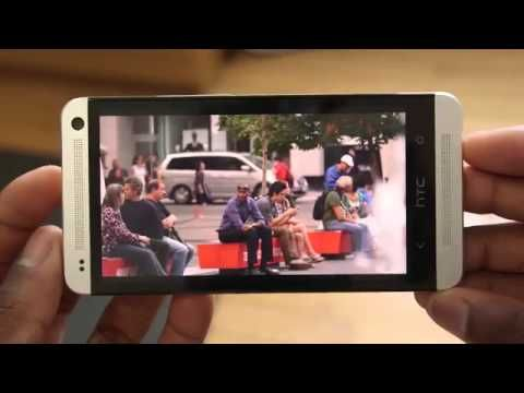 Google Edition HTC One Full  HD Review