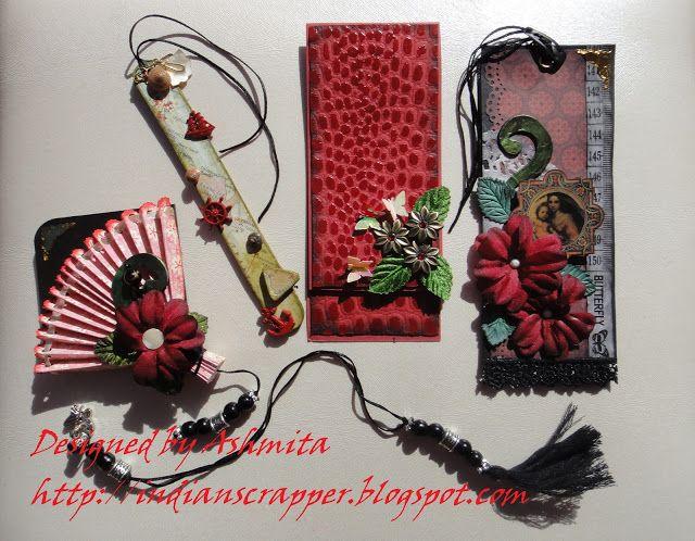 Bookmarks by Ashmita