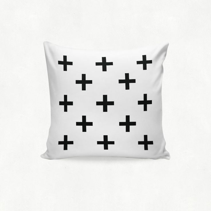 IMIMAH #Scandanavian inspired small multi cross outdoor cushion - $38 + pp - available from IMIMAH.co  #throwpilliow #pillow #cushion #decor #homewear #homespo
