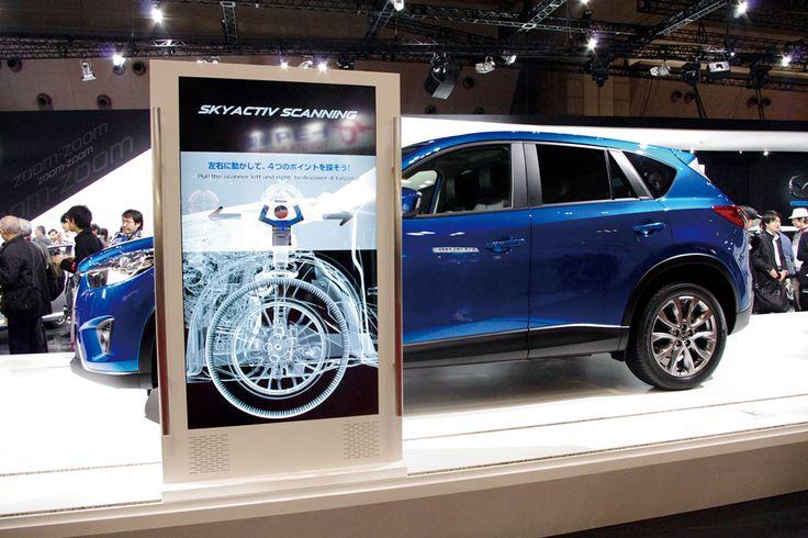 questa si che è una bella idea! http://www.signs-d.ne.jp/wp-content/uploads/2012/01/Digital-signage1.jpg