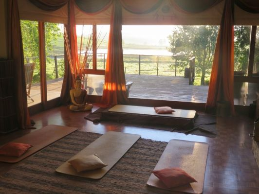 17 best images about feng shui add positive vibes to - Yoga meditation room ideas ...