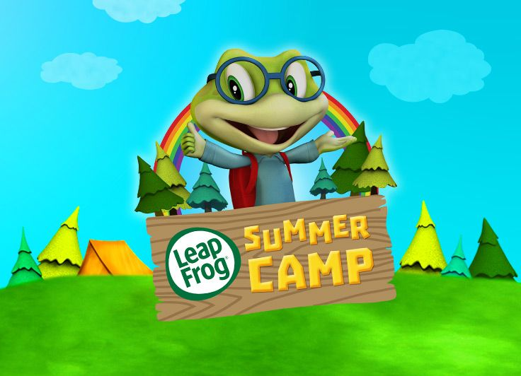 Summer camp starts here! We have summer activities for kids to keep them laughing, thinking and learning for all 8 weeks! Learn how to keep your children laughing and learning with these summer activities for kids! Avoid brain drain with LeapFrog's at-home summer camp!