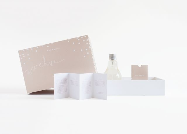Rive Gauche (Volume 12, Christmas Edition) on Packaging of the World - Creative Package Design Gallery