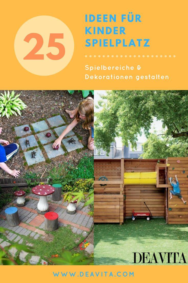 the 25+ best spielgeräte für den garten ideas on pinterest, Gartengerate ideen
