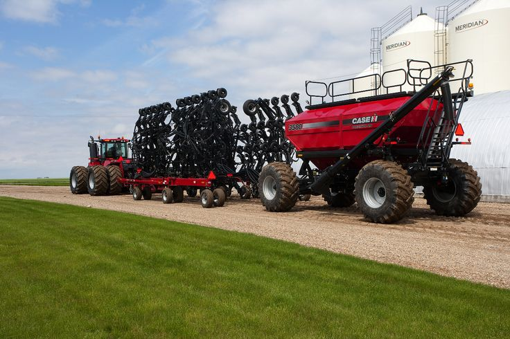 case ih air drill | Case IH Expands Air Cart Lineup With Precision Air 3580
