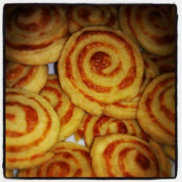 cheesy swirl
