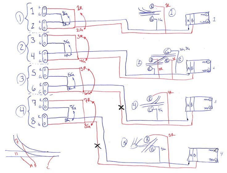 056b3d124c7e5160e1c279788153de5a planning sketch depicting wiring for the trackside signals tunnel wiring diagram at eliteediting.co