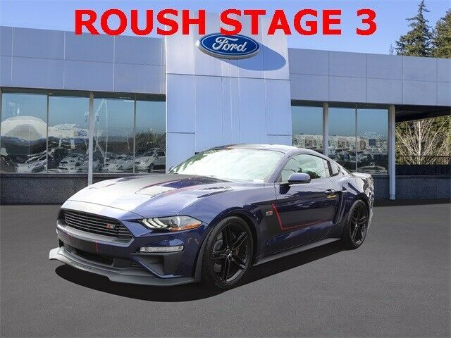 2019 Ford Mustang Gt Premium New 2019 Roush Stage 3 Mustang For