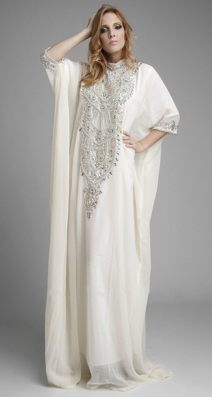 imagenes de vestidos de novia estilo arabe