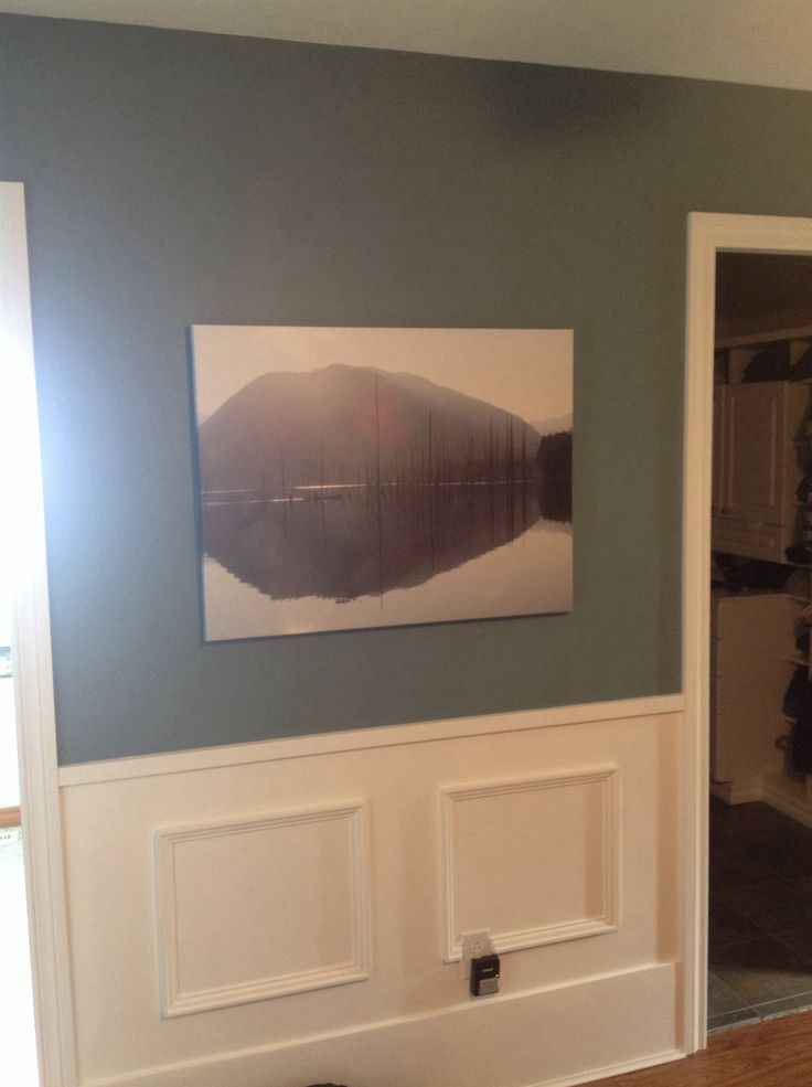 Canvas prints. Original image (Strathcona provincial park).