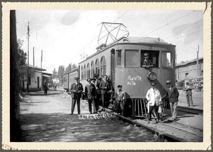 Estacion Puente Alto del Ferrocarril LLanos del Maipo   Flickr - Photo Sharing!