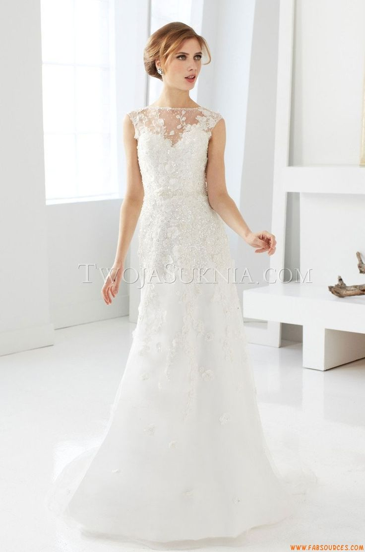 Robes de mariée Val Stefani D8044 Fall 2013