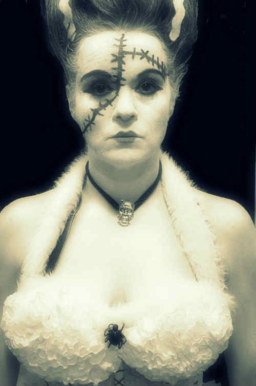 Bride-of-frankenstein | Halloween | Pinterest | Halloween Costumes For Women And Halloween