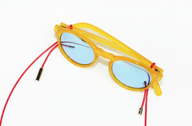 #ilcordinoportaocchiali Philippe Rouge, #handmade #Italy #eyewear #details #PhilippeRouge