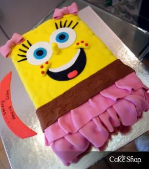 43 best SpongeBob Party Ideas images on Pinterest Birthdays