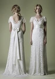 Edwardian Period Inspired Wedding Dress