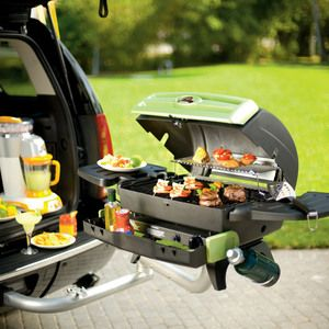 Margaritaville Portable Tailgating Grill