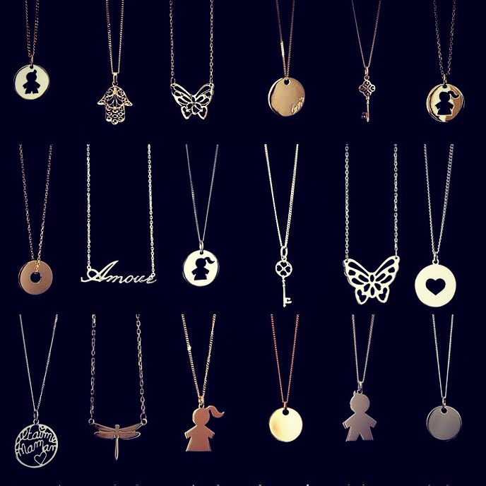 Talise.ro: perfect style, all season long! #talise #holiday #choices #gifts #gold #silver #necklaces
